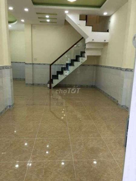 Nhà hẻm không ngập nước Âu Dương Lân, Quận 8 cần cho thuê giá 10.5 triệu/tháng, dtsd 48m2, 48m2, 5 phòng ngủ, 4 toilet