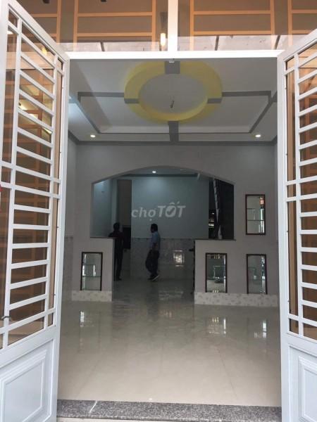 Nhà nguyên căn rộng 60m2 (4mx15m) cần cho thuê giá 5 triệu/tháng. Hẻm Trần Thị Cờ, Quận 12, 60m2, 2 phòng ngủ, 2 toilet
