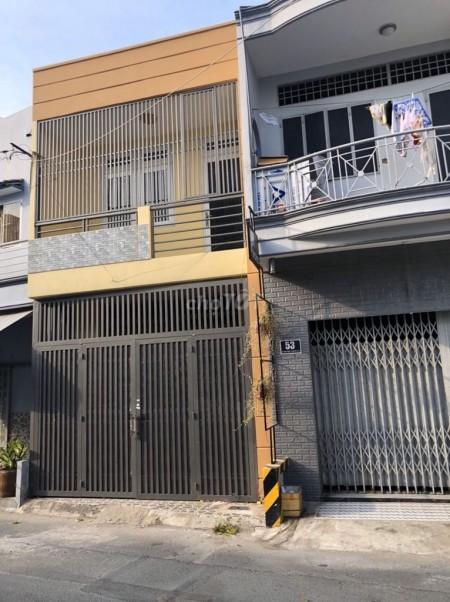 Cho thuê nhà nguyên căn quận Tân Phú đường Gò Dầu Phường 6. Diện tích rộng 4m dài 11m, 1 trệt, 1 lầu, 44m2, 2 phòng ngủ, 2 toilet