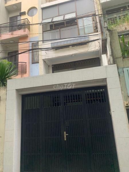 Nhà nguyên căn cho thuê tại đường Bạch Đằng Phường 24 Quận Bình Thạnh. 3 Tầng, 54m2, 54m2, 3 phòng ngủ, 2 toilet