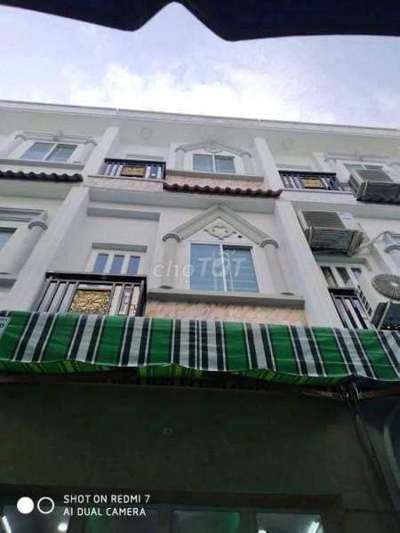 Cho thuê nhà nguyên căn mới hoàn thiện cơ sở hạ tầng tại Đường Đào Tông Nguyên, Xã Phú Xuân, Huyện Nhà Bè, 27m2, 4 phòng ngủ, 3 toilet