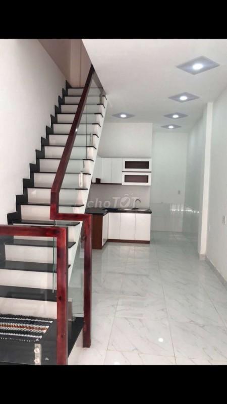 Cho thuê nhà nguyên căn 27m2 10 triệu/tháng tại Nguyễn Cảnh Chân Phường Nguyễn Cư Trinh Quận 1, 27m2, 2 phòng ngủ, 1 toilet