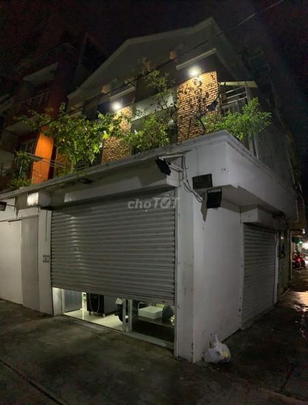 Nhà mình chính chủ cần cho thuê nhà 2 phòng ngủ, 1 trệt, 1 lầu hẻm xe hơi. Giá thuê 22 triệu/tháng, 37m2, 2 phòng ngủ, 3 toilet