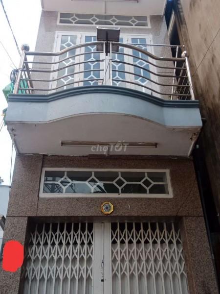 Nhà cho thuê ngay quận 6 mặt tiền đường Tân Hòa Đông Phường 14. Diện tích 2.5x5.5, 16m2, 2 phòng ngủ, 2 toilet