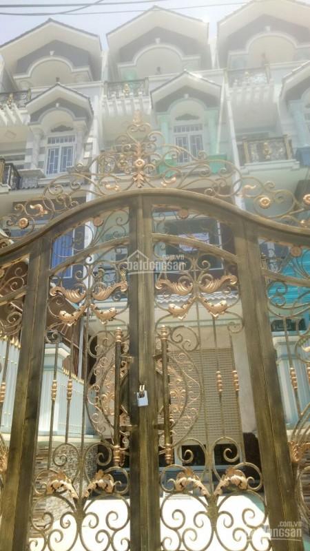 Nhà cho thuê ngay khu nhà liền kề nhau 1 trệt, 2 lầu 4x24m2 tại đường An Dương Vương,, 96m2, 4 phòng ngủ, 5 toilet
