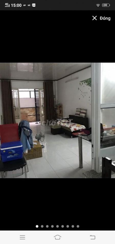 Cho thuê nhà nguyên căn sát bên mặt tiền hẻm 338/...Điện Biên Phủ Phường 11 Quận 10, 60m2, 5 phòng ngủ, 4 toilet
