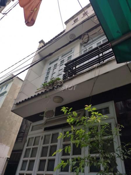 Nhà nguyên căn cho thuê 44m2 tại đường Lê Văn Khương Phường Thới An Quận 12, 44m2, 2 phòng ngủ, 2 toilet