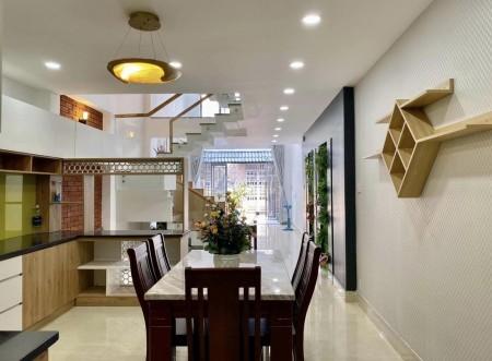 Cho thuê nhà nguyên căn 4x18m2 tại Đường Bùi Đình Túy Phường 24 Quận Bình Thạnh. Giá cho thuê 17m2, 90m2, 3 phòng ngủ, 4 toilet