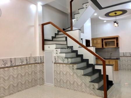 Cần cho thuê nhà nguyên căn 2 mặt tiền hẻm xe hơi Nơ Trang Long. 16 triệu/tháng nhà mới tinh, 60m2, 4 phòng ngủ, 4 toilet