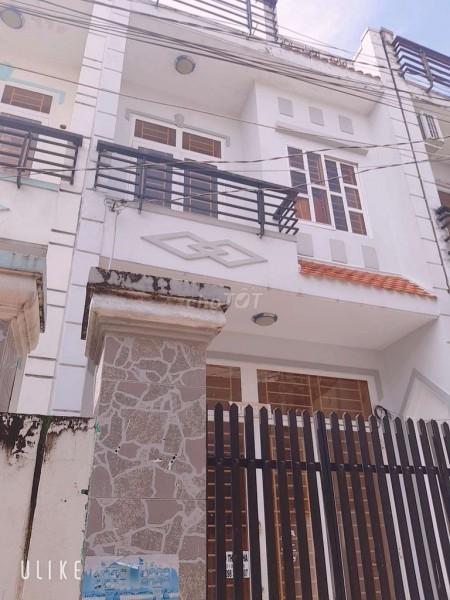 Cho thuê nhà nguyên căn 1 trệt 1 lầu mới tinh tại đường Nữ Dân Công Huyện Bình Chánh, 52m2, 2 phòng ngủ, 2 toilet