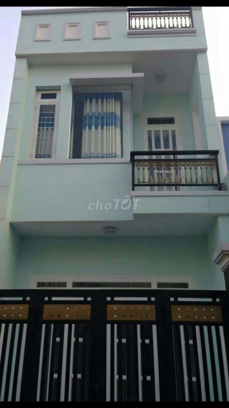 Cho thuê nhà nguyên căn mới, rộng rãi, sạch sẽ, thông thoáng tại Nguyễn Đình Chiểu Quận 3, 60m2, 2 phòng ngủ, 2 toilet