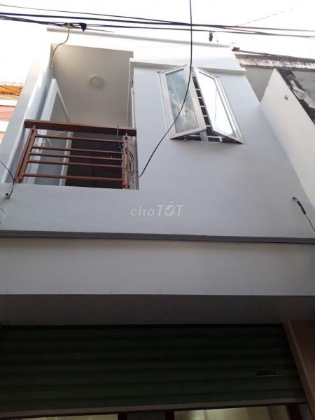 Cho thuê nhà nguyên căn mới tinh tại Trần Quang Khải Quận 1 thích hợp shop và ở. 11 triệu/tháng 30m2, 30m2, 2 phòng ngủ, 2 toilet