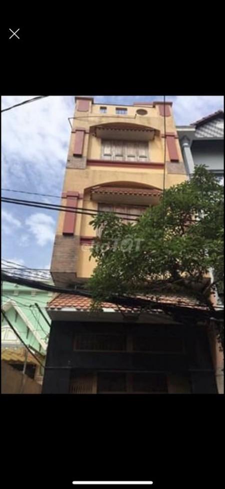 Cho thuê nhà nguyên căn hẻm 70/8c Tân Hòa Đông Quận 6. Nhà diện tích ( 4.2m x 9m ) 2 lầu, sân thượng, 36m2, 4 phòng ngủ, 4 toilet