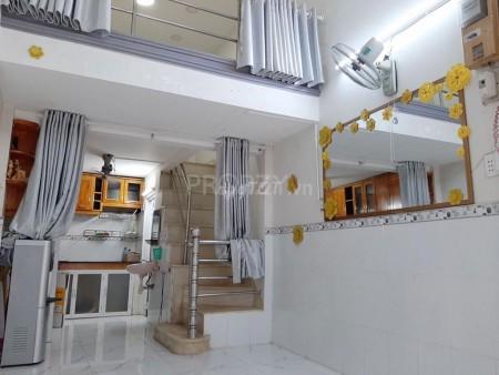 Cho nhà nguyên căn tại đường Huỳnh Mẫn Đạt Phường 2 Quận 5. Nhà 2 phòng ngủ mới, sạch sẽ cho thuê 10 triệu/tháng, 60m2, 2 phòng ngủ, 1 toilet