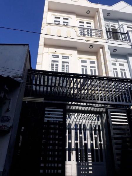Nhà cho thuê nguyên căn tại Đường Mễ Cốc Phường 15 Quận 8 nhà 1 trệt 2 lầu dt 4m x 13m, 52m2, 4 phòng ngủ, 3 toilet