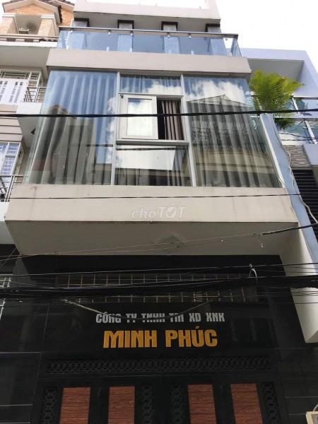 Nhà nguyên căn cần cho thuê mới đẹp kiểu dáng sang trọng ngay đường Nguyễn Tiểu La Phường 8 Quận 10, 90m2, 5 phòng ngủ, 5 toilet