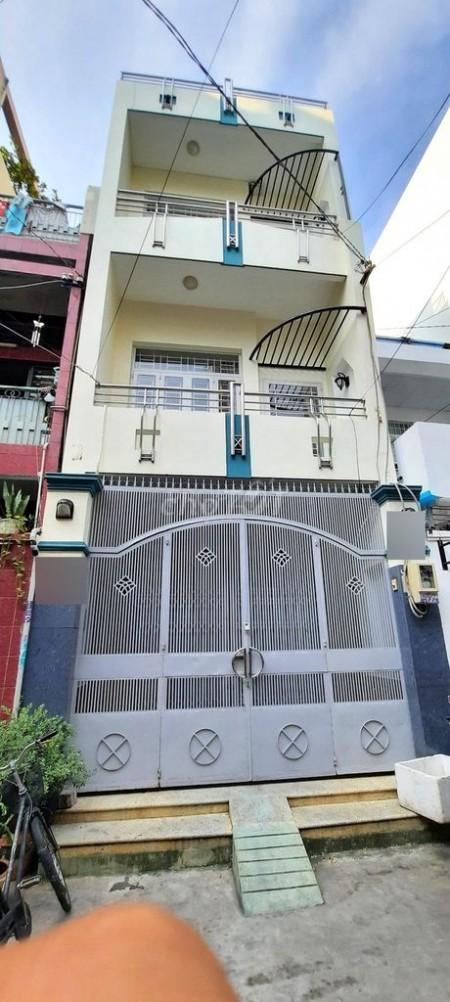 Nhà nguyên căn cần cho thuê 3 lầu 3 phòng với tổng diện tích sử dụng 148m2 tại Điện Biên Phủ Quận 10, 48m2, 3 phòng ngủ, 3 toilet