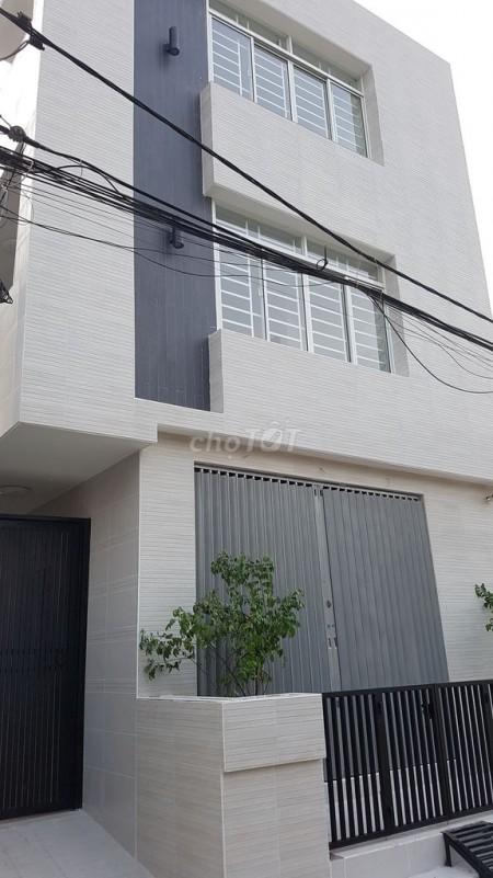 Nhà nguyên căn vừa hoàn thiện mới tinh 100% cho thuê tại Đường Số 9 Hiệp Bình Phước Quận Thủ Đức, 65m2, 2 phòng ngủ, 3 toilet