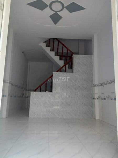 Cho thuê nhà nguyên căn tại Bùi Văn Ngữ, Hiệp Thành, Quận 12. Dt 35m2 2 phòng ngủ, 35m2, 2 phòng ngủ, 1 toilet