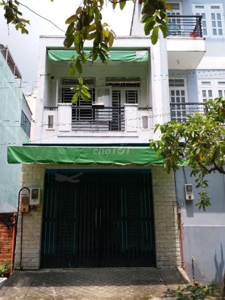 Cho thuê nhà nguyên căn rộng 80m2, 1 trệt, 1 lầu, hẻm 41F/48 Đặng Thùy Trâm, Bình Thạnh, giá 14 triệu/tháng, 80m2, 2 phòng ngủ, 2 toilet
