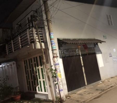 Nhà cho thuê nguyên căn 1 trệt 1 lầu với diện tích sử dụng 70m2 ngay đường Phạm Hùng huyện Bình Chánh, 35m2, 2 phòng ngủ, 2 toilet