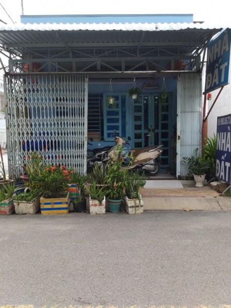 Cho thuê nhà nguyên căn cấp 4, có 2 mặt tiền đường lớn tại Đường Tân Xuân 3 gần Tô Ký xã Tân Xuân Hóc Môn, 53m2, 2 phòng ngủ, 1 toilet