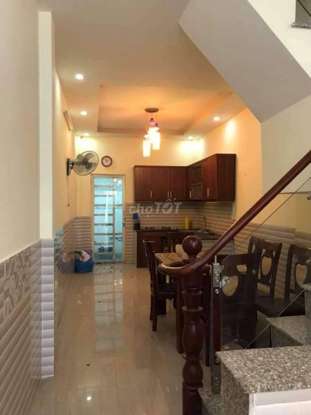 Nhà nguyên căn trống cần cho thuê giá rẻ tại Huyện Nhà Bè trên đường Phạm Hữu Lầu. 1 trệt 1 lầu, 60m2, 2 phòng ngủ, 2 toilet