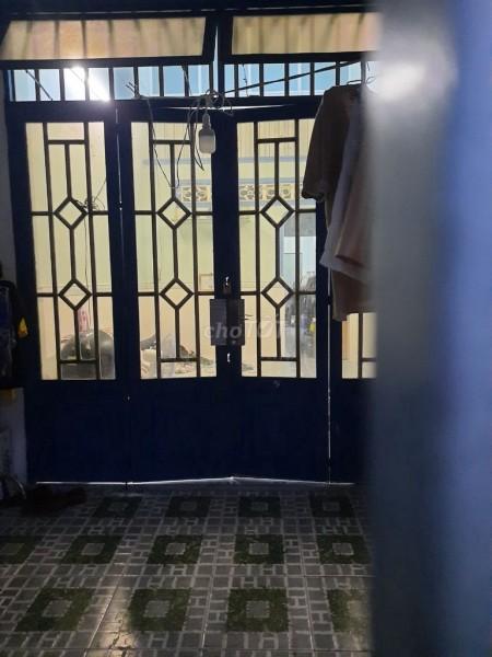 Nhà chính chủ cần cho thuê giá 4 triệu/tháng, hẻm 1 xẹc Lâm Thị Hố, Quận 12, dtsd 60m2, 60m2, 2 phòng ngủ, 2 toilet