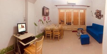 Nhà nguyên căn cho thuê hẻm 137 Trần Đình Xu, Phường Đa Kao, Quận 1. 3 Lầu giá cho thuê 13 triệu/tháng, 33.6m2, 2 phòng ngủ, 4 toilet