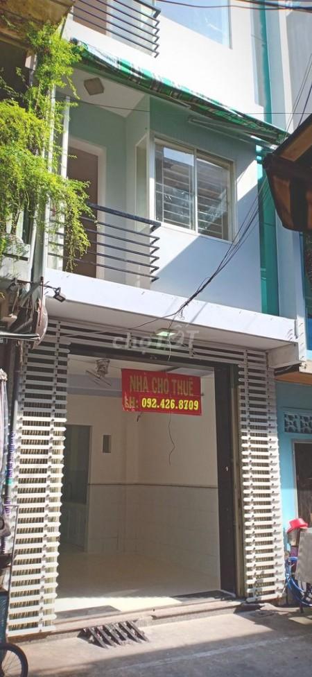 Cho thuê nhà nguyên căn mới hoàn thiện xong tại Nguyễn Trung Ngạn, Phường Bến Nghé, Quận 1, 25m2, 2 phòng ngủ, 3 toilet