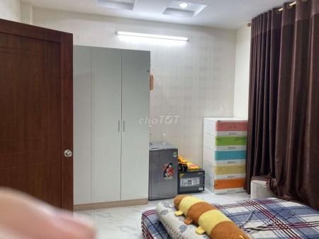 Nhà nguyên căn cho thuê 10 triệu tại Huỳnh Tấn Phát bao gồm 50m2 1 trệt và 2 lầu nhà mới tinh, không cần sửa chửa, 50m2, 4 phòng ngủ, 3 toilet