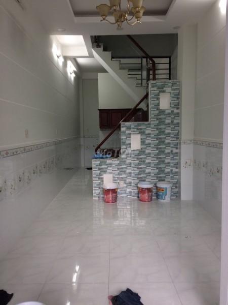 Hẻm 1465 Lê Văn Lương, Nhà Bè cần cho thuê nguyên căn rộng 42m2, 2 tầng, giá 5 triệu/tháng, 42m2, 2 phòng ngủ, 2 toilet