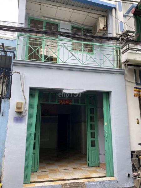 Có căn nhà ngay 35m2 1 trệt 1 lầu mặt tiền Đường Số 13A Phường Bình Hưng Hòa A Bình Tân, 35m2, 2 phòng ngủ, 2 toilet