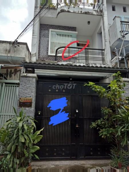 Cho thuê nhà nguyên căn 4m x 13m hẻm đường Nguyễn Quý Yêm p. An Lạc q. Bình Tân, 92m2, 6 phòng ngủ, 5 toilet