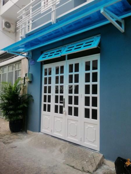 Nhà cho thuê nguyên căn gần chợ Cây Quéo Bình Thạnh. Diện tích 90m2, 1 trệt 1 lầu, 90m2, 2 phòng ngủ, 3 toilet