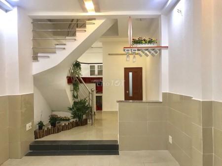 Nhà mới 100% nhà hẻm 15 2 mặt tiền đường Hoa Cúc Phú Nhuận. 64m2, 15 triệu/tháng, 64m2, 4 phòng ngủ, 3 toilet