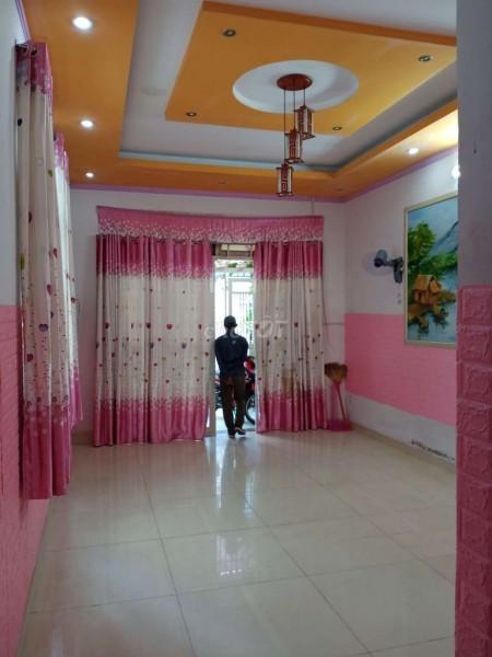 Cho thuê nhà rộng 56m2, 1 trệt, 1 lầu, hẻm 1050 Quang Trung, Gò Vấp, giá 8.5 triệu/tháng, 56m2, 1 phòng ngủ, 2 toilet