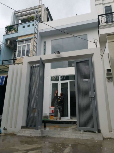 Đường Trần Thánh Tông, Quận Tân Bình cần cho thuê nhà rộng 68m2, 2 PN, giá 8 triệu/tháng, 68m2, 2 phòng ngủ, 2 toilet