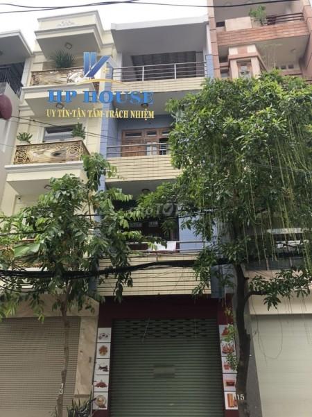 Nhà cho thuê nguyên căn 4m x 18m mặt tiền đường Bàu Cát 1 quận Tân Bình, 216m2, 4 phòng ngủ, 3 toilet