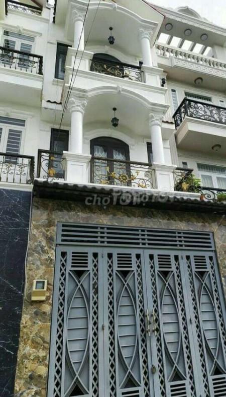 Nhà nguyên căn cần cho thuê tại đường Hiệp Bình, nhà 52m2, 1 trệt 3 lầu, 52m2, 4 phòng ngủ, 3 toilet