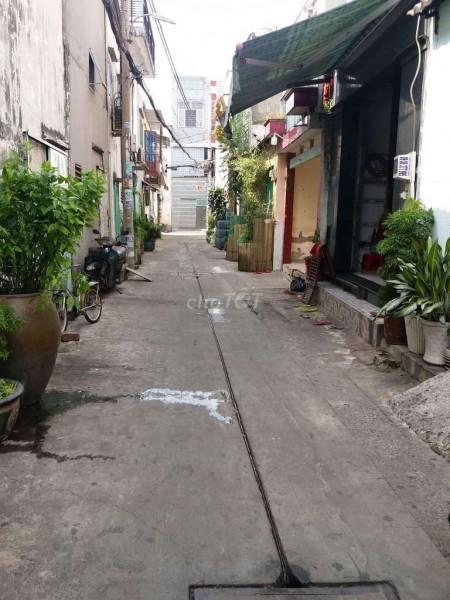 Cần cho thuê nguyên căn rộng 56m2, 3 tầng, hẻm Bình Thành, Quận Bình Tân, giá 6 triệu/tháng, 56m2, 3 phòng ngủ, 2 toilet