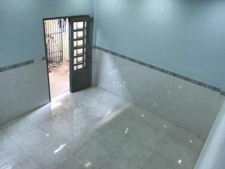 Nhà mới nguyên căn cần cho thuê tại đường Quốc Lộ 50, xã Phong Phú, huyện Bình Chánh, 40m2, 2 phòng ngủ, 2 toilet