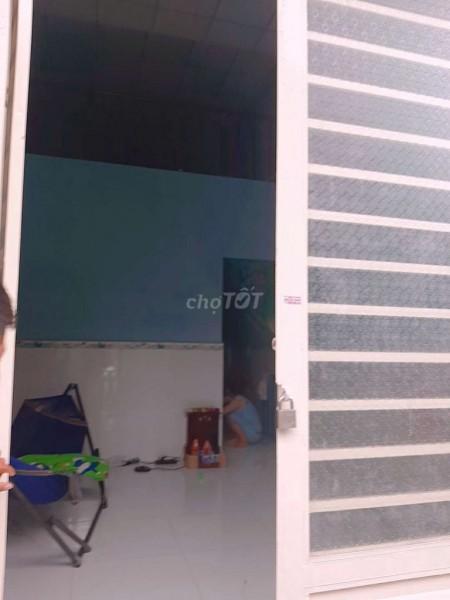 Nhà riêng biệt cần cho thuê nguyên căn 1 trệt 1 đúc lững tổng diện tích 52m2 tại đường Quách Điêu, 52m2, 2 phòng ngủ, 1 toilet