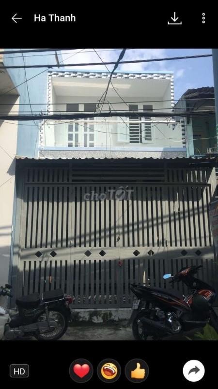 Nhà cho thuê tại huyện Bình Chánh, 4m x 15m, 3 phòng ngủ, 2 phòng vệ sinh, giá thuê 9 triệu/tháng, 120m2, 3 phòng ngủ, 2 toilet