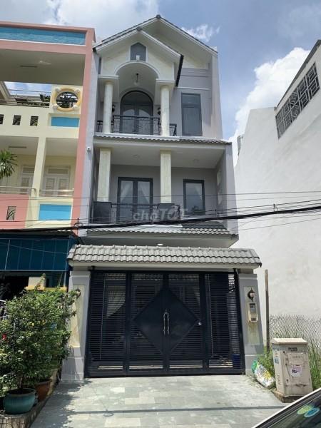 Cho thuê nhà mới tại Lương Định Của P. An Phú Quận 2. Dt 5m x 20m, 4 tầng, 4 PN, 100m2, 4 phòng ngủ,