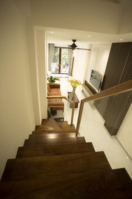 Cho thuê nhà mới tại Lê Văn Sỹ Phường 14 Quận 3, trệt 2 lầu, 3m x 11m, Giá thuê 14 triệu, 33m2, 4 phòng ngủ, 5 toilet