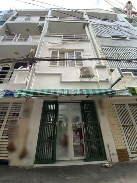 Nhà cho thuê ngay mặt tiền Đường Số 1 Phường 4 Quận 4, Thuận tiện kinh doanh, 28.8m2, 3 phòng ngủ, 2 toilet