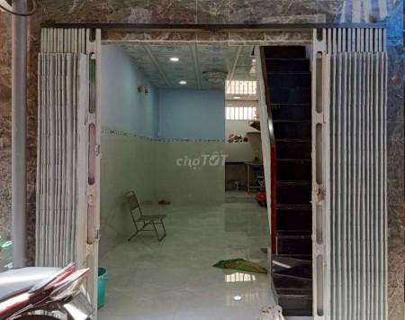 Cho thuê nhà riêng biệt 2 tầng hẻm 112/6, Đường An Bình, Quận 5. Giá tốt, 25m2, 1 phòng ngủ, 1 toilet