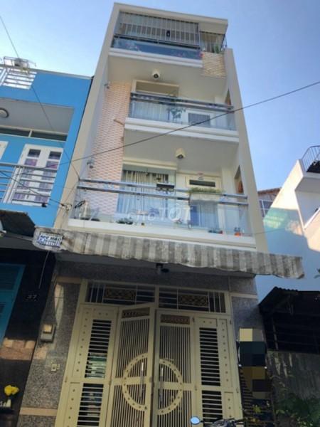 Cho thuê nhà nguyên căn 4m x 15m, 3 tầng có sân thượng tại hẻm 110 đường Bà Hom, 60m2, 4 phòng ngủ, 3 toilet