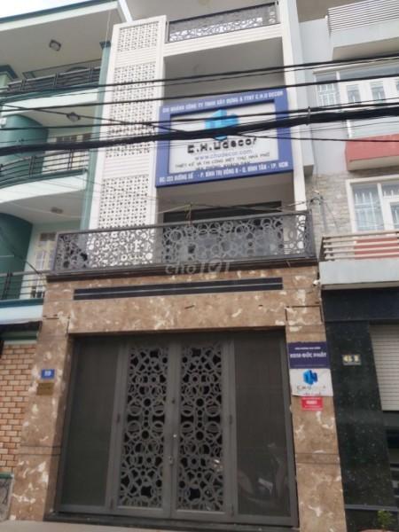 Nhà mới cho thuê mặt tiền Đường 19, Bình Trị Đông B, 5m x 20m, 5 Phòng lớn., 100m2, 5 phòng ngủ, 4 toilet
